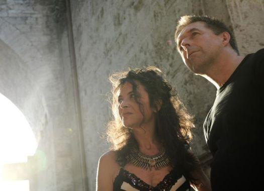 maria pia and huw perugia